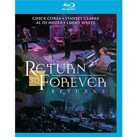 Return To Forever - Returns - Live At Montreux 2008 - (Import Blu-ray Disc)