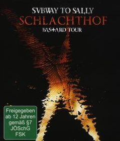 Schlachthof! Live - Subway To Sally - (Import Blu-ray Disc)