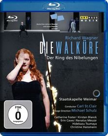 Richard Wagner - Die Walkure - (Import Blu-ray Disc)