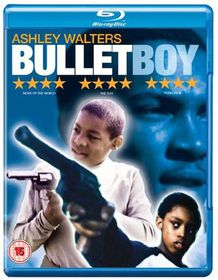 Bullet Boy - (Import Blu-ray Disc)