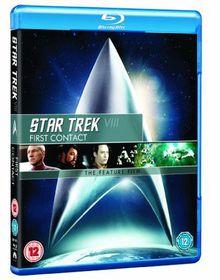 Star Trek 8: First Contact - (Import Blu-ray Disc)