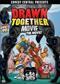 Drawn Together Movie:Movie - (Region 1 Import DVD)