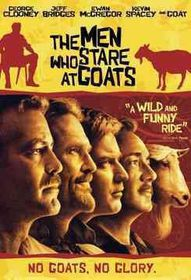 Men Who Stare at Goats - (Region 1 Import DVD)