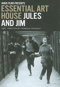 Jules and Jim - (Region 1 Import DVD)