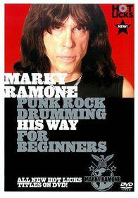 Marky Ramone:Punk Rock Drumming His W - (Region 1 Import DVD)