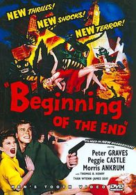 Beginning of the End - (Region 1 Import DVD)