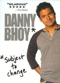 Danny Bhoy:Subject to Change - (Region 1 Import DVD)