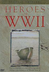 Heroes of Wwii - (Region 1 Import DVD)
