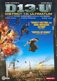 District 13:Ultimatum - (Region 1 Import DVD)