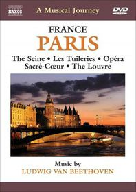 Beethoven:Musical Journey Paris Franc - (Region 1 Import DVD)