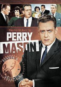 Perry Mason:Fifth Season Vol 1 - (Region 1 Import DVD)