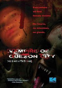 Vampire of Quezon City - (Region 1 Import DVD)