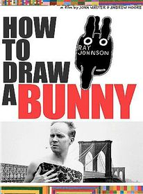 How to Draw a Bunny - (Region 1 Import DVD)