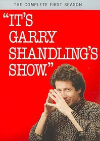 It's Garry Shandling Show:Com First S - (Region 1 Import DVD)