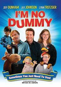 I'm No Dummy - (Region 1 Import DVD)
