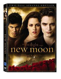 New Moon - (Region 1 Import DVD)