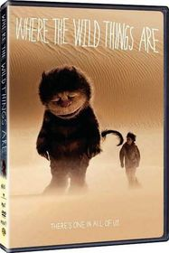 Where the Wild Things Are - (Region 1 Import DVD)