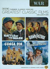 Tcm Greatest Classic Films:War - (Region 1 Import DVD)