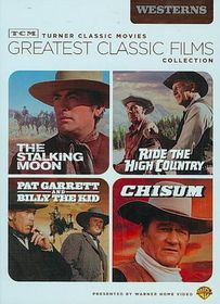 Tcm Greatest Classic Films:Westerns - (Region 1 Import DVD)