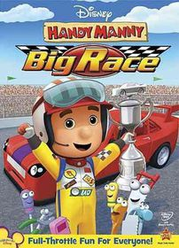 Handy Manny:Manny's Big Race - (Region 1 Import DVD)