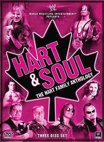 Hart and Soul:Hart Family Anthology - (Region 1 Import DVD)
