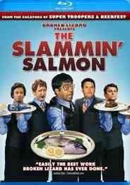 Slammin' Salmon - (Region A Import Blu-ray Disc)