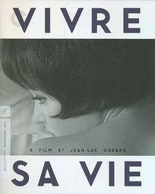 Vivre Sa Vie - (Region A Import Blu-ray Disc)