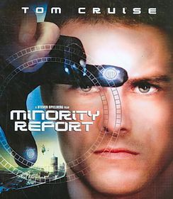 Minority Report - (Region A Import Blu-ray Disc)