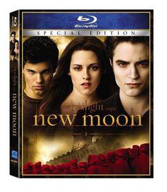 New Moon - (Region A Import Blu-ray Disc)