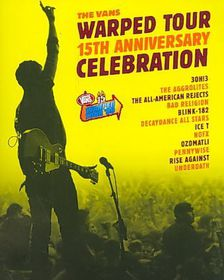 Vans Warped Tour 15th Ann Celebration - (Region A Import Blu-ray Disc)