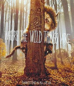 Where the Wild Things Are - (Region A Import Blu-ray Disc)