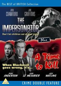 A Time to Kill / The Impersonator - (Import DVD)