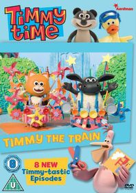 Timmy Time: Timmy the Train - (Import DVD)