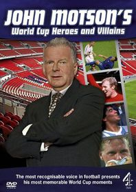 John Motson's World Cup Heroes and Villains - (Import DVD)