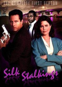 Silk Stalkings:Comp Ssn1 - (Region 1 Import DVD)
