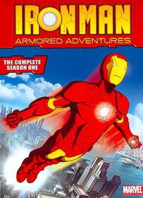 Iron Man:Armored Adventures Com Ssn 1 - (Region 1 Import DVD)