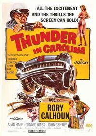 Thunder in Carolina - (Region 1 Import DVD)