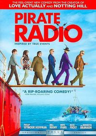 Pirate Radio - (Region 1 Import DVD)