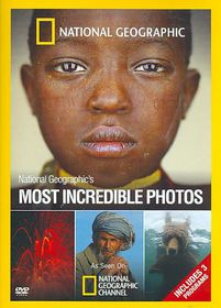 National Geographic's Most Incredible - (Region 1 Import DVD)