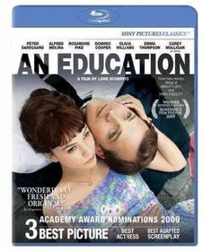An Education - (Region A Import Blu-ray Disc)