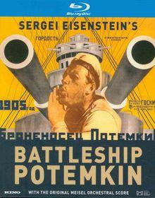 Battleship Potemkin - (Region A Import Blu-ray Disc)