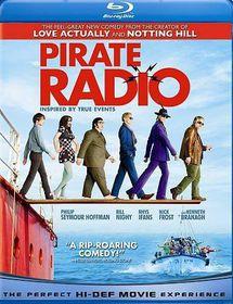 Pirate Radio - (Region A Import Blu-ray Disc)