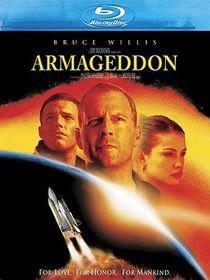 Armageddon - (Region A Import Blu-ray Disc)