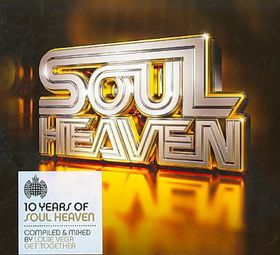Ministry Of Sound - 10 Years Of Soul Heaven - Compiled & Mixed By Louis Vega (CD)