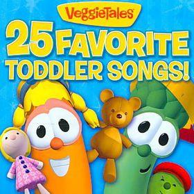 25 Favorite Toddler Songs - (Import CD)