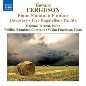 Howard Ferguson - Piano Sonata / Discovery / (5) Bagatelles (CD)
