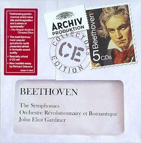Beethoven - 9 Symphonies (CD)