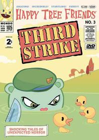 Happy Tree Friends - Vol. 3: Third Strike - (Region 1 Import DVD)