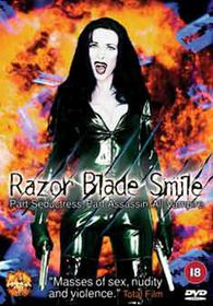 Razor Blade Smile (Sp.Edition) - (Import DVD)