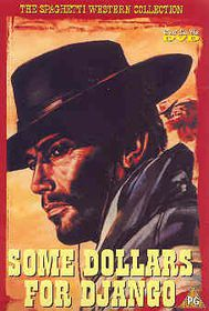 Some Dollars For Django - (Import DVD)